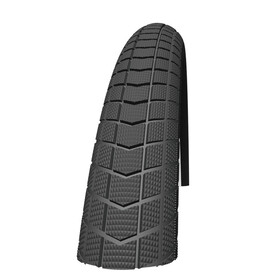 SCHWALBE Little Big Ben - Pneu vélo - Performance 28 pouces Lite rigide Reflex noir